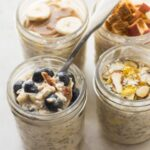 No-Cook Overnight Oatmeal