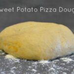 Sweet Potato Pizza Dough
