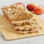 One Bowl Healthy Apple Bread