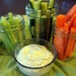 Ced-Rel Cottage Cheese Dip