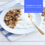 Crunchy Sunflower Seed Granola