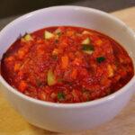 Vegetable Tomato Marinara Sauce